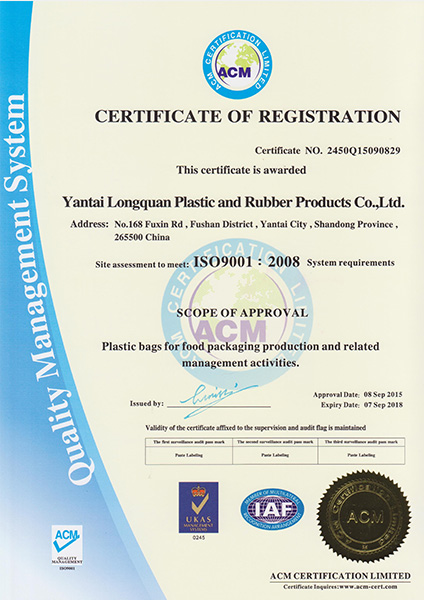 ISO9001-certification